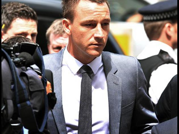 John Terry found not guilty