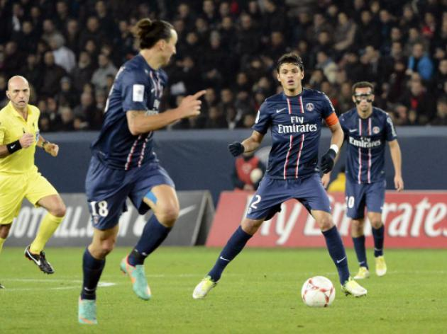 PSG out to avoid further bumps on title road