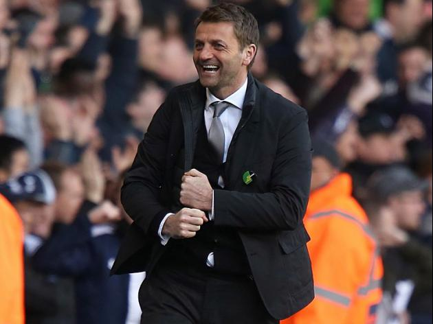 Sherwood hopes for final fling with Spurs