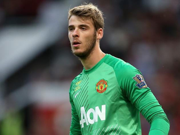 Beasant a fan of De Gea