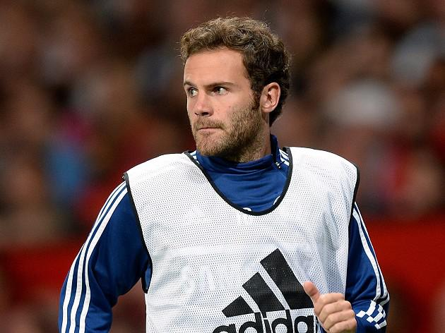 Mourinho: Juan really does Mata