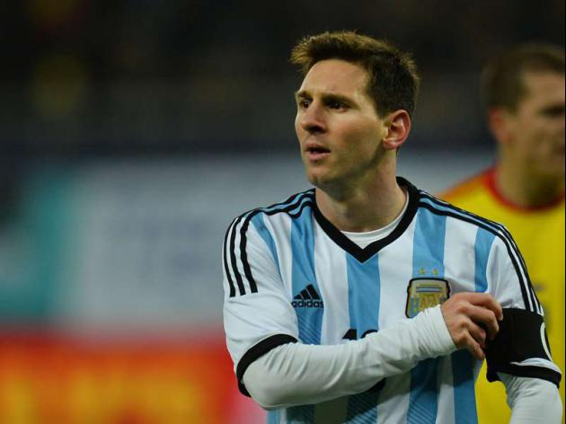 Messi grows into greatness