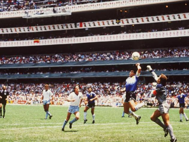 World Cup 2014 - 86 days to go: Mexico 1986