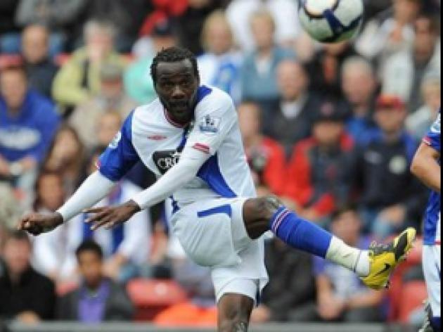 Chimbonda ready for Rovers action
