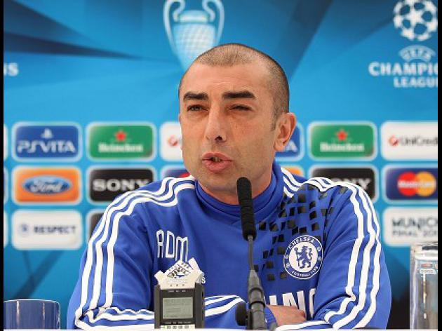 Chelsea may wait over Di Matteo deal
