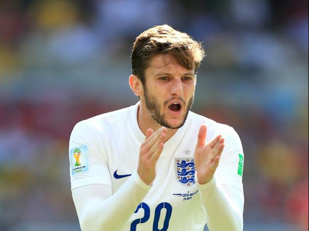 Lallana: I'll keep working hard
