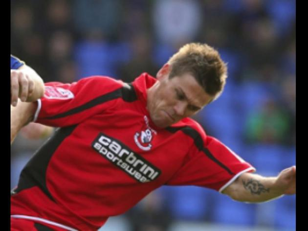 Cherries: Igoe desperate to get back in 'football' league