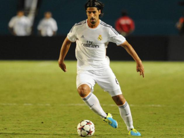 Khedira to remain at Real this season - agent