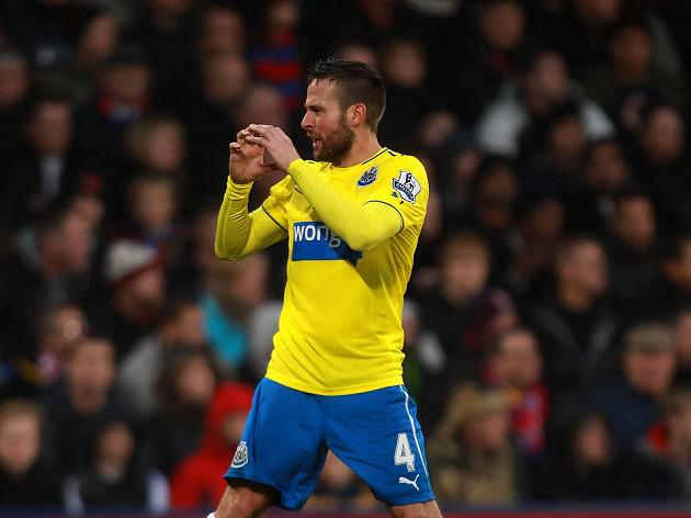 Kinnear: Cabaye was desperate to go