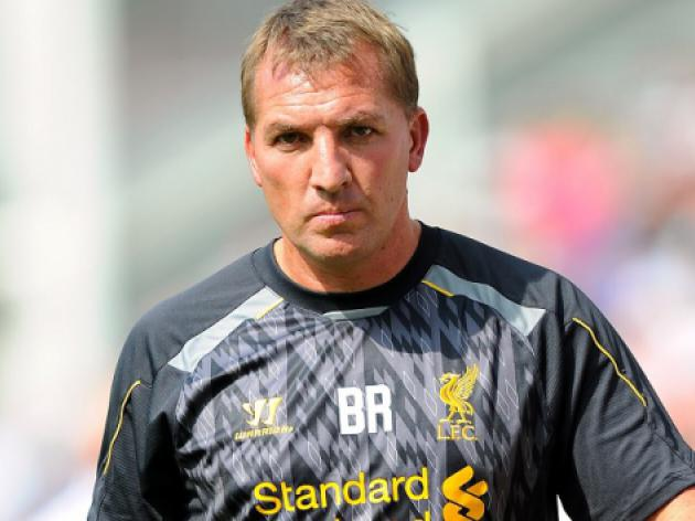 Does Liverpool boss Brendan Rodgers know what his first eleven is against Stoke?