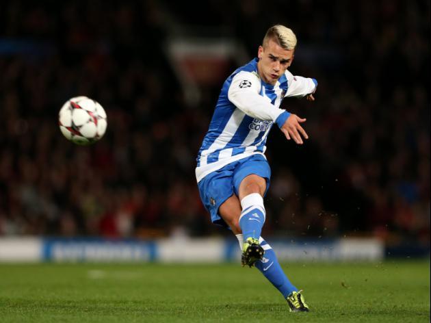 Real Sociedad snub Tottenham's 15m bid for Antoine Griezmann