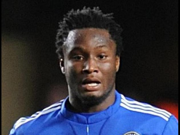 Mikel out for revenge