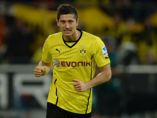 Lewandowski wants repeat performance at Arsenal