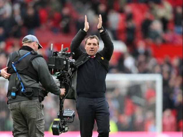 Rodgers still fights shy of Liverpool title talk
