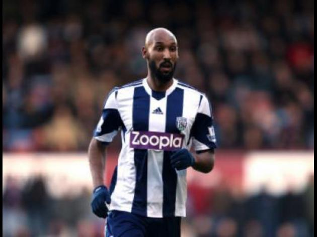 Anelka reveals Lazio move after quenelle charge