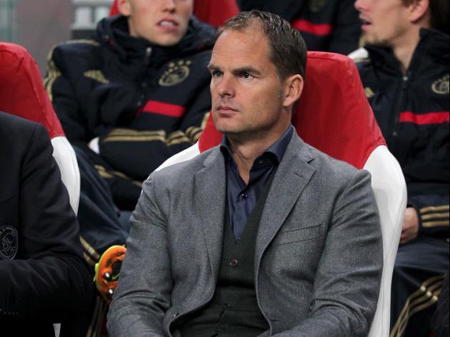 De Boer open to Spurs talks