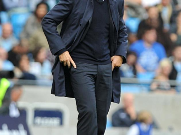 Mancini: Six vital games ahead