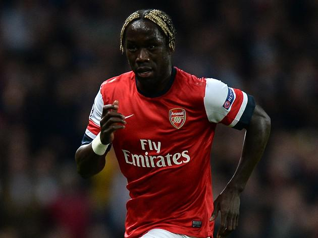 Sagna sidelined with injury