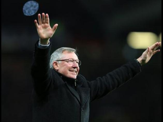 Sir Alex Ferguson to retire from Manchester United at the end of the season
