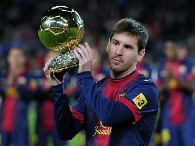 Barcelona's Lionel Messi, The People's Champion!