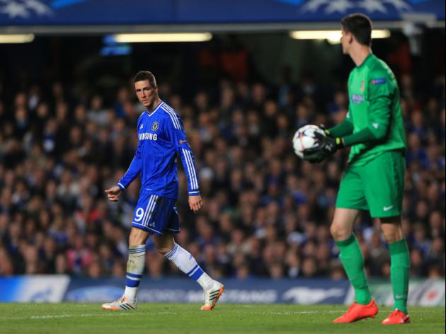Mourinho rues Courtois friendly fire