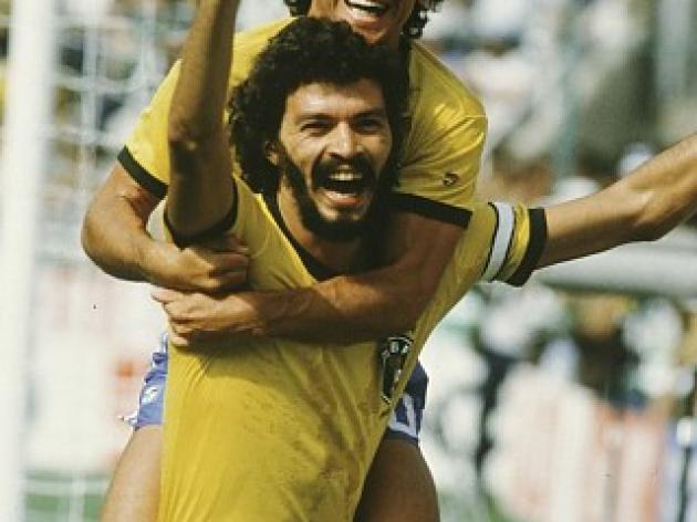 Brazil great Socrates recovering in intensive care