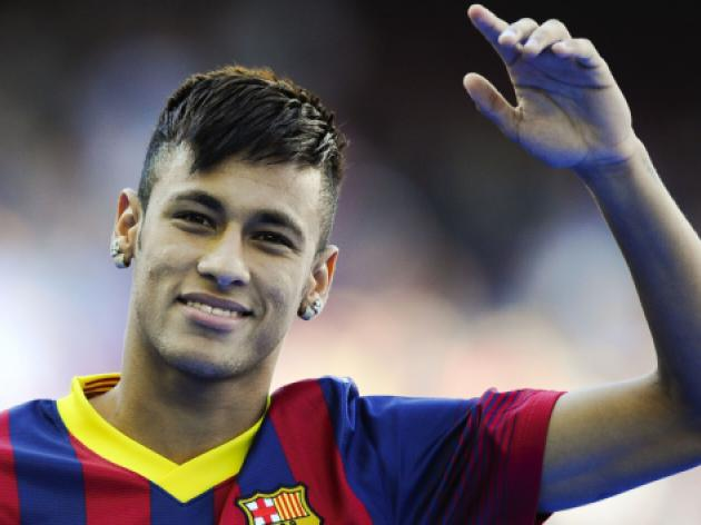 Neymar heads for Clasico as one of worlds best