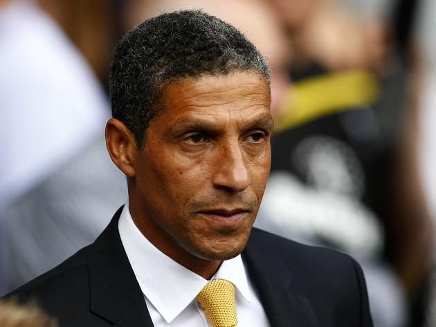 Hughton ready for Blues challenge