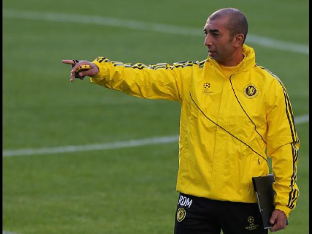 Mission impossible for Di Matteo's men