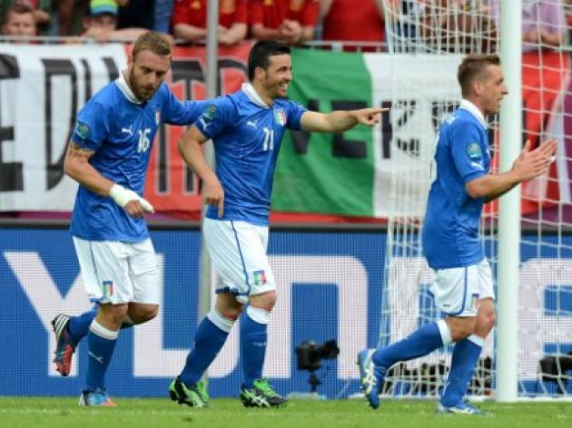 Italy V Croatia : UEFA Euro 2012 Match Preview