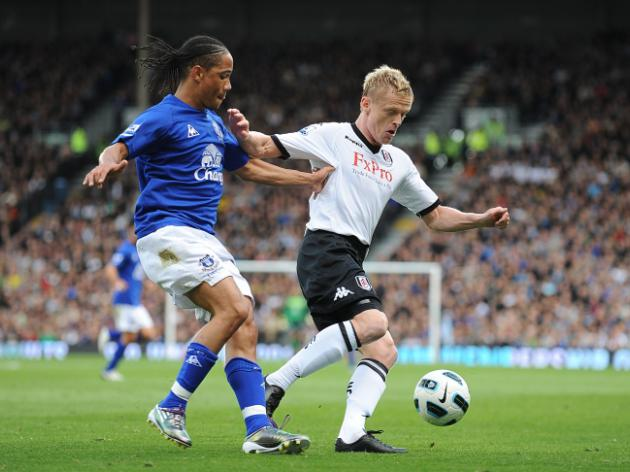 Fulham 0-0 Everton: Report