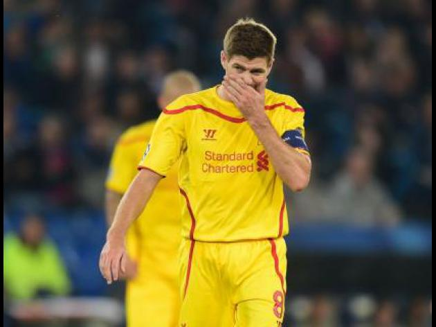 Gerrard blasts 'soft' performance