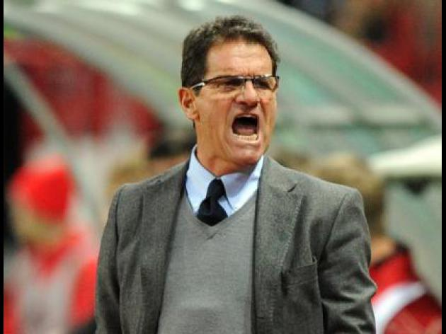 Capello eyes win over Portugal