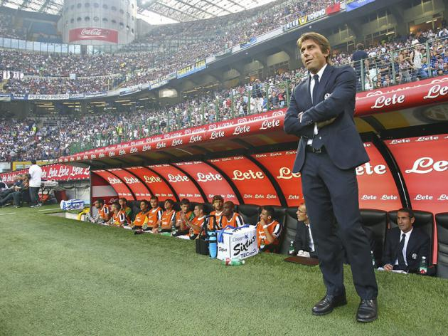 Conte to make changes for Milan clash