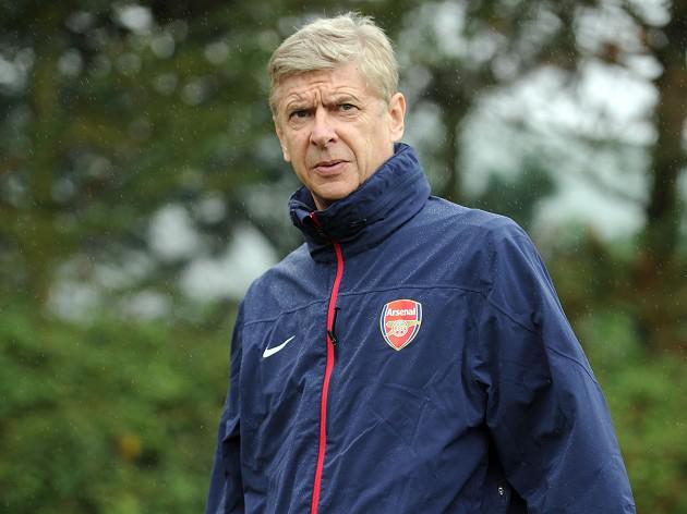 Wenger hopes for birthday win