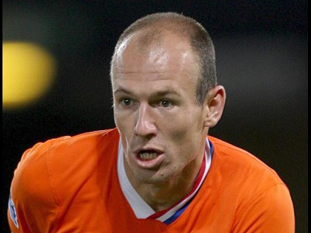 Robben undergoes successful groin op