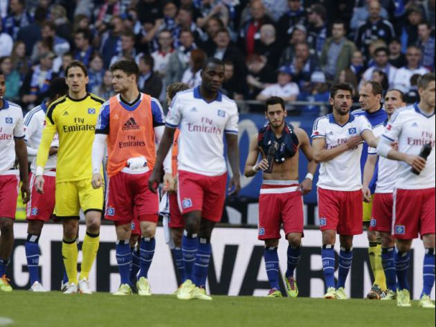 Hamburg face Fuerth with proud record at stake
