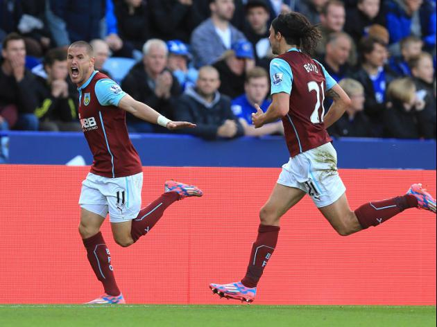 Burnley 1-3 West Ham: Match Report