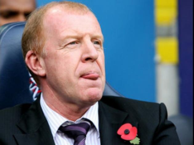 Gary Megson Factfile