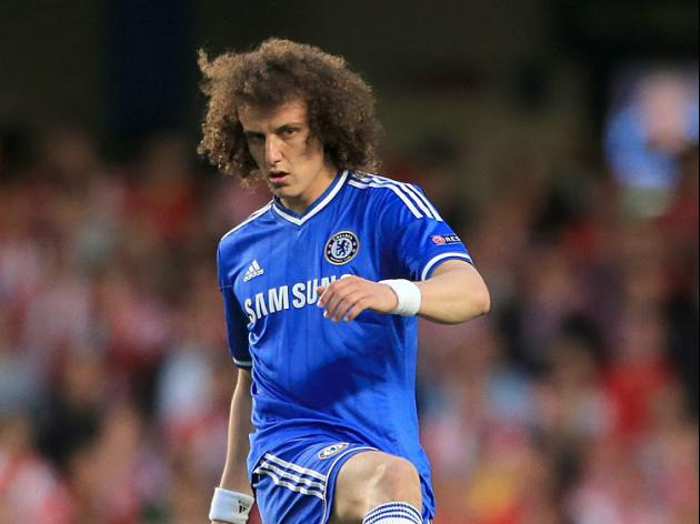 Chelsea defender David Luiz close to PSG move