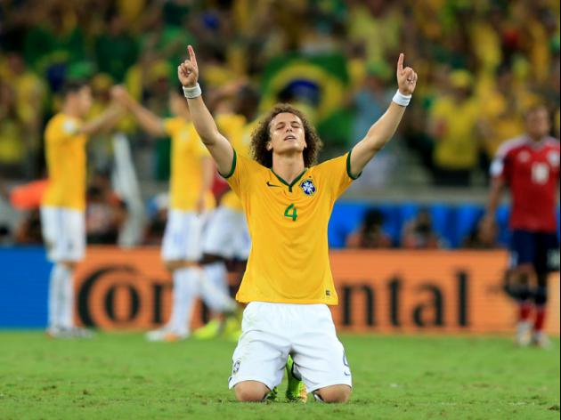 David Luiz: Brazils maverick turned leader