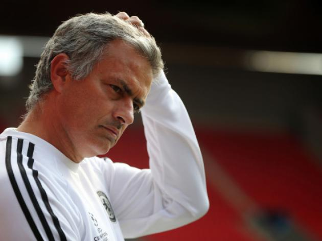 Jose and Chelsea's selection headache
