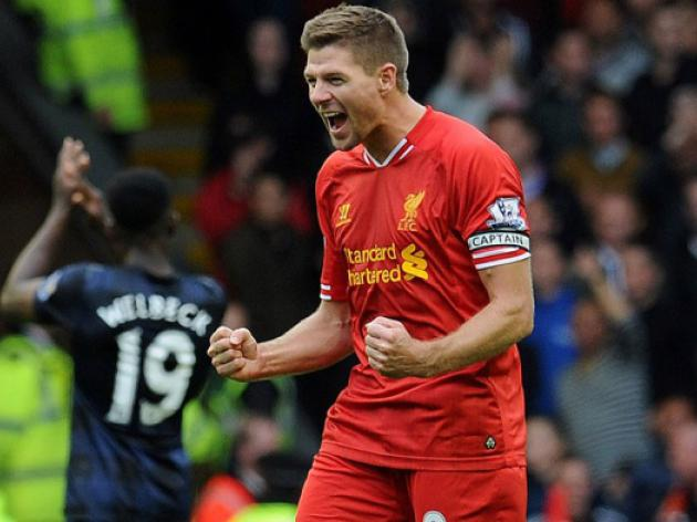Liverpool captain Steven Gerrard reveals managerial ambition