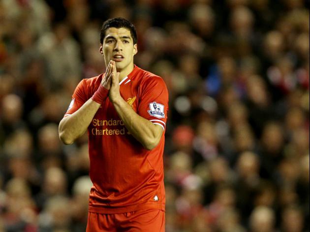 Ill make World Cup, pledges injured Suarez