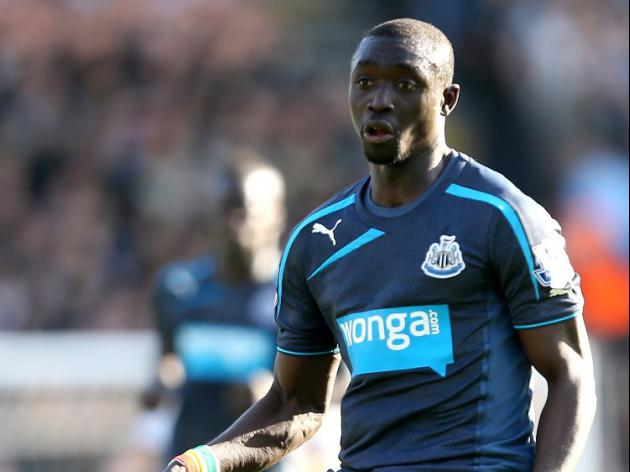 Cisse out for 'several months'