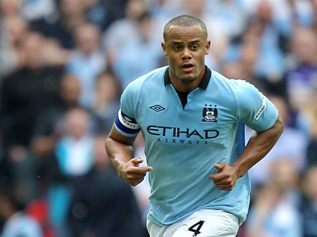 Vincent Kompany vows to stay at City after Barca interest