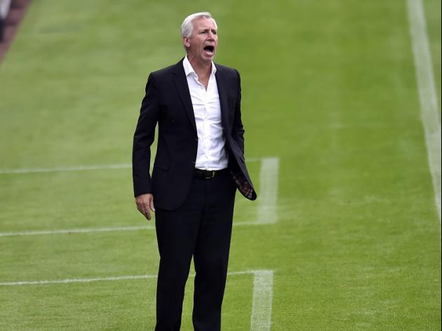 Pardew ready to make tough calls