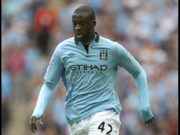 Toure available for cup final