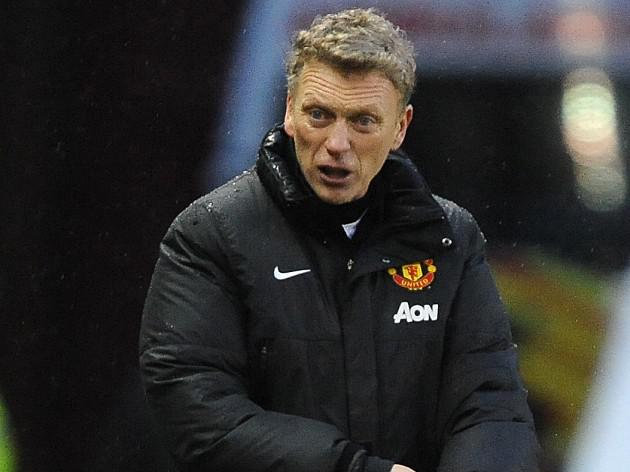 Moyes defends beaten United
