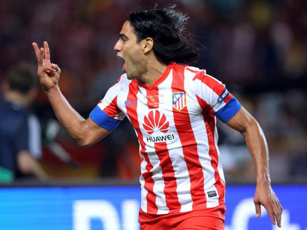 Chelsea Target Radamel Falcao Hints He Would Prefer A Move To Paris Saint-Germain